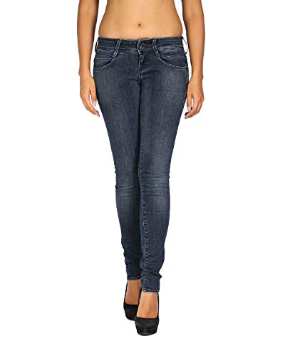 Jeans Bleu Meltin' Femme Maryon Pot SWY0c0RqAU