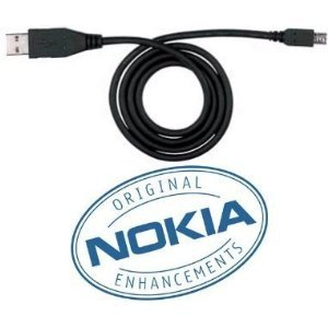 Nokia DKE-2 usb data cable 5300 6300 n91 n95 oem new