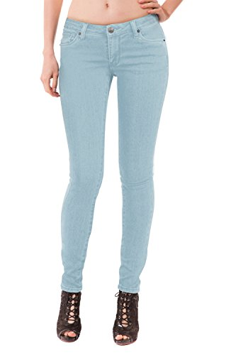 HyBrid & Company Womens Super Comfy Stretch Denim 5 Pocket Jean P22888SKX ()