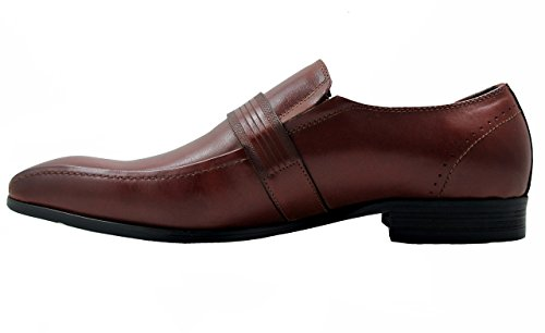 New U Men's It Name Cole Kenneth Slip York Cognac On Loafer 5RwSSI