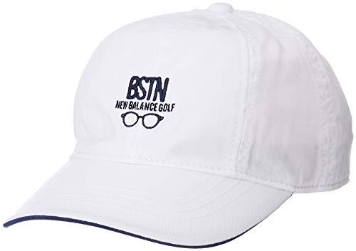 [ニューバランス ゴルフ] [レディース] 8パネル ツイルキャップ (サイズアジャスター機能 56cm) ゴルフ 帽子 012-8287502