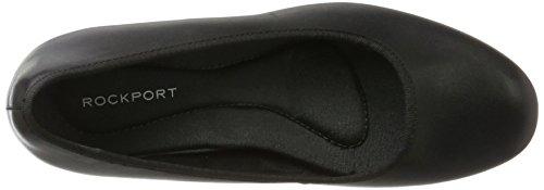 Rockport Damen Hezra Pump Pumps Schwarz (Black Leather)