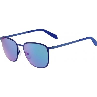 Calvin Klein Platinum CK2136S-285 Deep Blue CK2136S Sunglasses