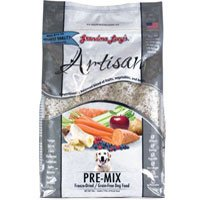 Grandma Lucy's Artisan Grain-Free Premix Dog Food, 3-Pound Bag, My Pet Supplies