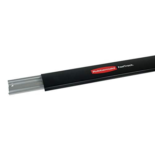 "RUBBERMAID 1784415 48"" Fast Track Rail"