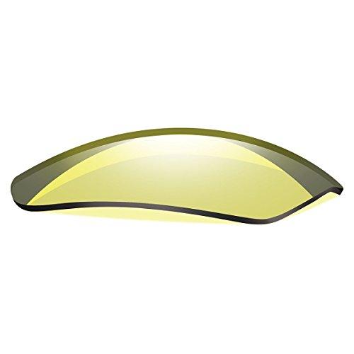 NIKE Tailwind Swift R Sunglass Replacement Lenses - EVA189 (Volt Lens) ()