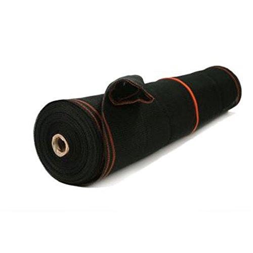 RK Heavy Duty Black Scaffold Debris Netting, Fire retardant 8