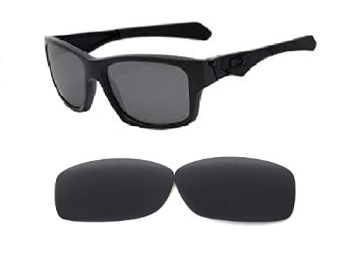 Galaxy Replacement Lenses For Oakley Jupiter Squared Black Color Polarized (Squared Lenses Jupiter Replacement Oakley)