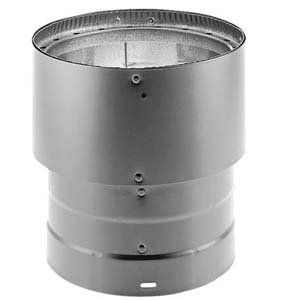- DuraVent 8860 6-8 Double Wall Stovepipe Increaser