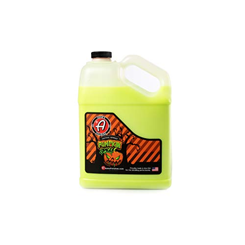 Adam's Pumpkin Spice Detail Spray Gallon - Enhance Gloss, Depth, Shine - Extends Protection with Wax Boosting Technology - Our Most Iconic Product, Guaranteed to Outshine The Competition