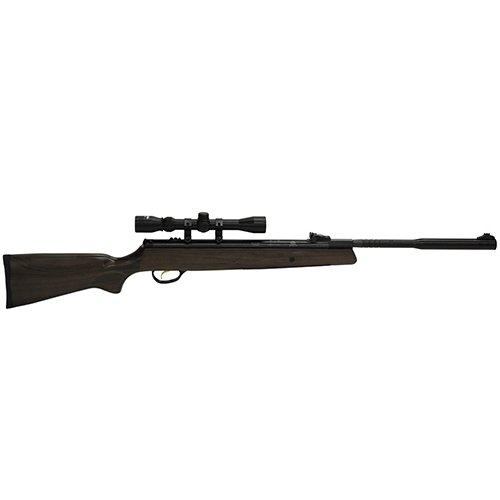 Break Barrel Air Gun Rifle (Hatsan HC9522VORTQE 95 Vortex Quiet Energy Break Barrel Air Rifle, .22 Caliber, 17.70