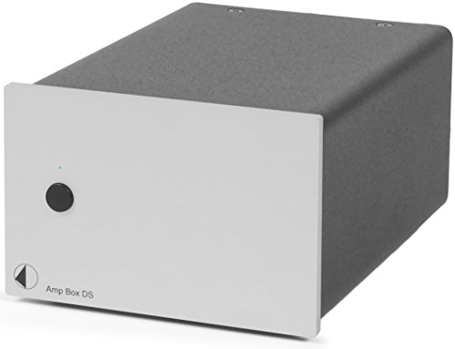 Pro-Ject Amp Box DS Audiophile Amplifier, Silver