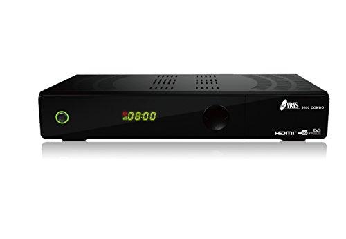 IRIS 9800 HD Lista de canales 2021 Dazn