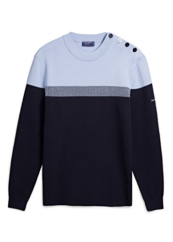 Saint James BRETAGNE - Pullover aus 100 % Wolle - Bretagne Pullover