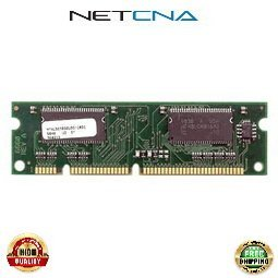 MEM1700-24U48D 32MB Cisco 1700 Series Routers 3rd Party DRAM Module Memory 100% Compatible memory by NETCNA (Router 3rd Party Module)