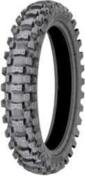 Michelin Starcross MH3  Motocross Rear Tire -  80/100-12
