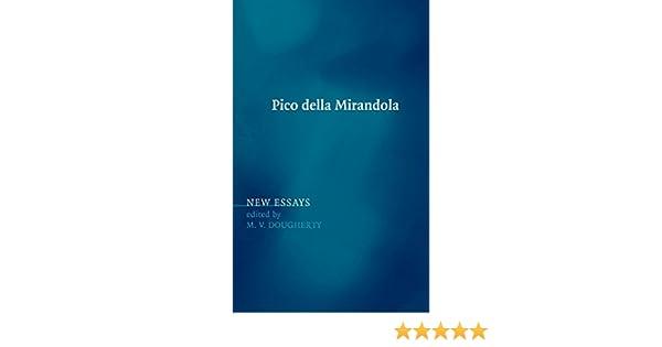 Amazon.com: Pico della Mirandola: New Essays (Cambridge Companions ...