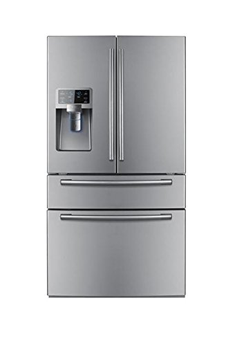 Samsung RF4287HARS Stainless Steel French Door Refrigerator with FlexZone Drawer, 28 Cubic Feet