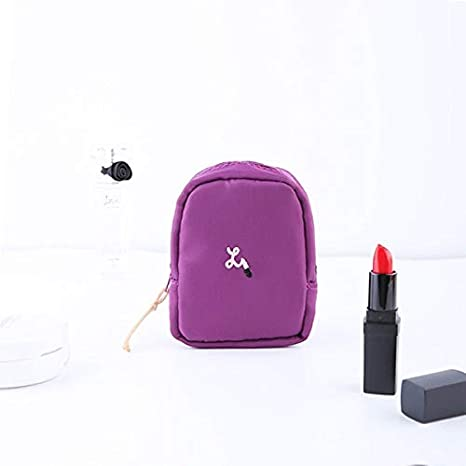 Amazon.com: Funnmart - Bolsa de maquillaje para mujer, bolsa ...