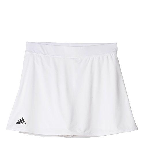 adidas Girl's Tennis Club Skirt, S/P