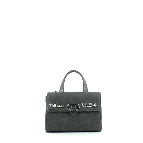 Borse Donna PANDORINE 02 LE BAG TWIN Nero AI17DBG02122 MEDITATE qE7Z6n6x5