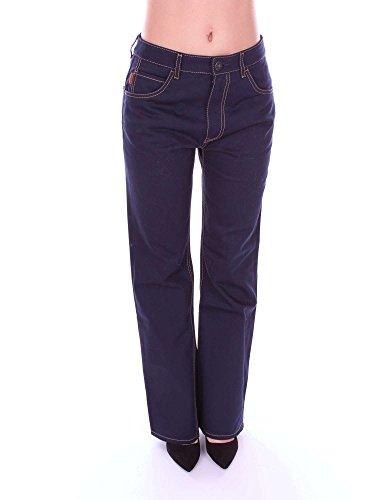 Prada GFP360S1721JUY Pantalones Vaqueros Mujer Azul