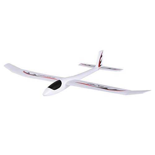 Goolsky FX-707 1210mm Wingspan Hand Throwing Glider Fixed Wing RC Racing Airplane Outdoor Aircraft DIY ()