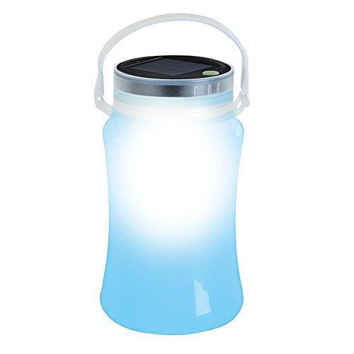 Solar Storage Bottle Blue - Outlets In George St