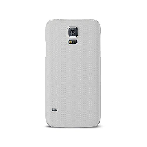 11 opinioni per Puro Sgs503Tr Custodia per Samsung Galaxy S5/S5 Plus/S5 Neo, Trasparente