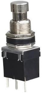 Diypedalgearparts® - 2x 1  Soporte PCB, pedal de efectos de acción momentánea, cód. P2T SPDT