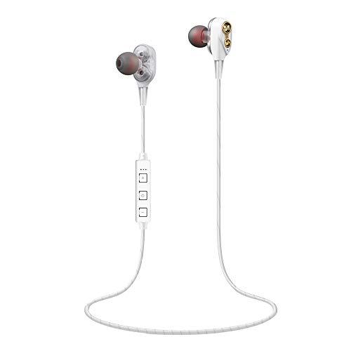 Axiba Wireless Headphones Anker Soundcore Spirit Pro, Dual EQ, 10 Hour Playtime, IP68, SweatGuard Technology, Hi-Fi Sound, Built-in Mic, Bluetooth...
