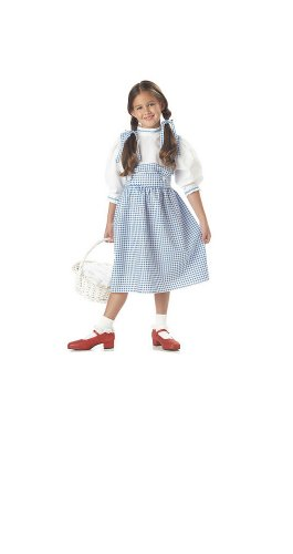 [Wizard of Oz Dorothy Costume - Medium] (Dorothy Of Oz Costumes For Adults)