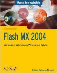 Kindle descargar ebook a la computadora Flash MX 2004 (Manuales Imprescindibles) PDF PDB CHM