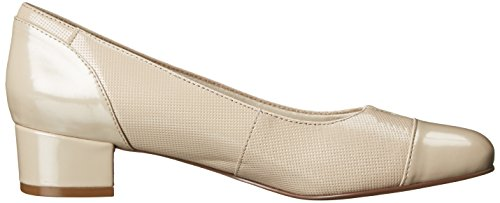 Pictures of Trotters Women's Danelle Nude Embossed 9.5 M US 3