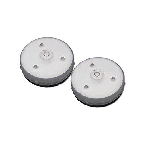 - Rite Lite LPL592 Wireless LED Micro Puck Light 2 Pack