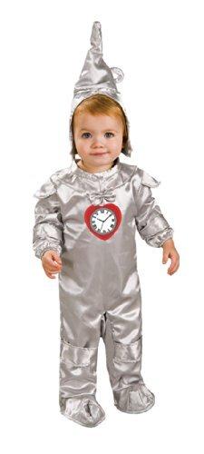 Wizar (Tin Man Newborn Costumes)
