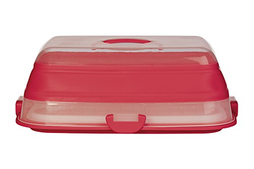 Prepworks by Progressive Collapsible Entertaining Carrier 11 Inch Covered Square Casserole