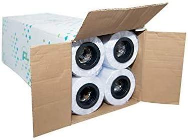 Palucart® Papel plotter 91 x 50 cm 90 g/m² cartón de 2 rollos plotter: Amazon.es: Oficina y papelería