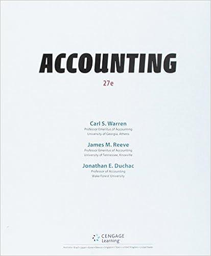 Bundle Accounting Loose Leaf Version 27th