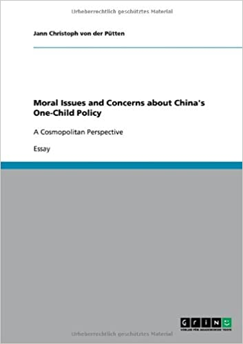 Mahatma Gandhi Essay In English Moral Issues And Concerns About Chinas Onechild Policy Jann Christoph  Von Der Ptten  Amazoncom Books Thesis Statement For Process Essay also Interesting Essay Topics For High School Students Moral Issues And Concerns About Chinas Onechild Policy Jann  The Yellow Wallpaper Character Analysis Essay