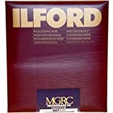 Ilford Multigrade RC Warmtone Resin Coated VC Variable Contrast Black & White Enlarging Paper - 8.5x11''-50 Sheets - Glossy Surface