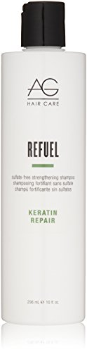 AG Hair Keratin Repair Refuel Sulfate-Free Strengthening Shampoo