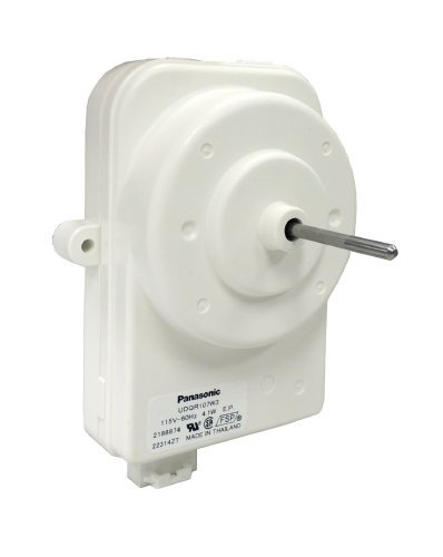 Price comparison product image Supco SM8874 Refrigerator Condenser Fan Motor Replaces 2188874,  1065075,  968756,  PS11739140,  WP2188874VP