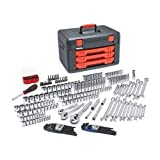 219 Piece Master Tool Set With Drawer Style Carry Case Tools Equipment Hand Tools