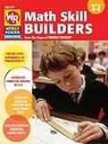 Math Skill Builders, Rebecca Motil, 0837485916