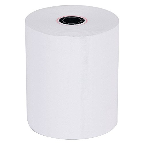 "NCR 997375 NCR Point-of-Sale Thermal Paper Rolls, 3 1/8"" x 230', 10 Rolls"