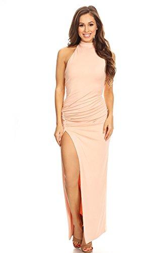 lux maxi dress - 8