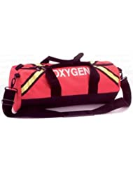 Oxygen Response Bag - ORANGE - FULLY PADDED