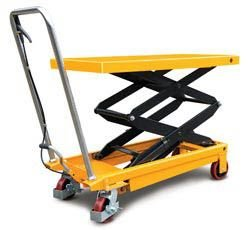 Brand-NEW-Mobile-660lb-Hydraulic-Table-Lift