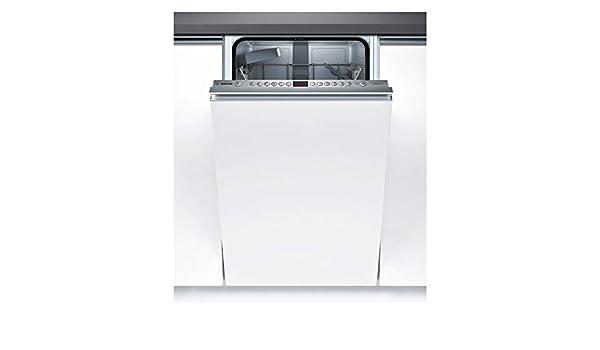 Bosch Serie 4 SPV46IX00E lavavajilla Totalmente Integrado 9 ...